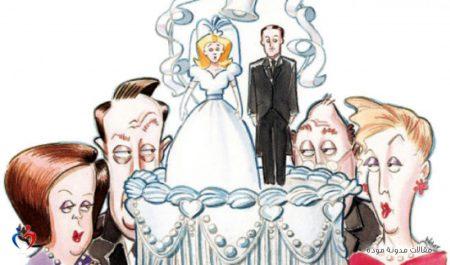 التحديات الخاصة بالزوجة عند التعامل مع أهل الزوج