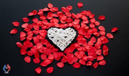 مشاعر الحب الحقيقي