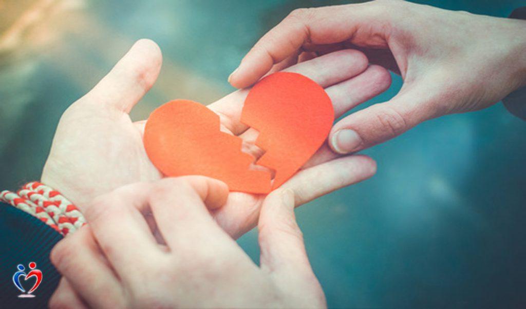 الحب الزائف يقوم على اساس نفاذ الصبر