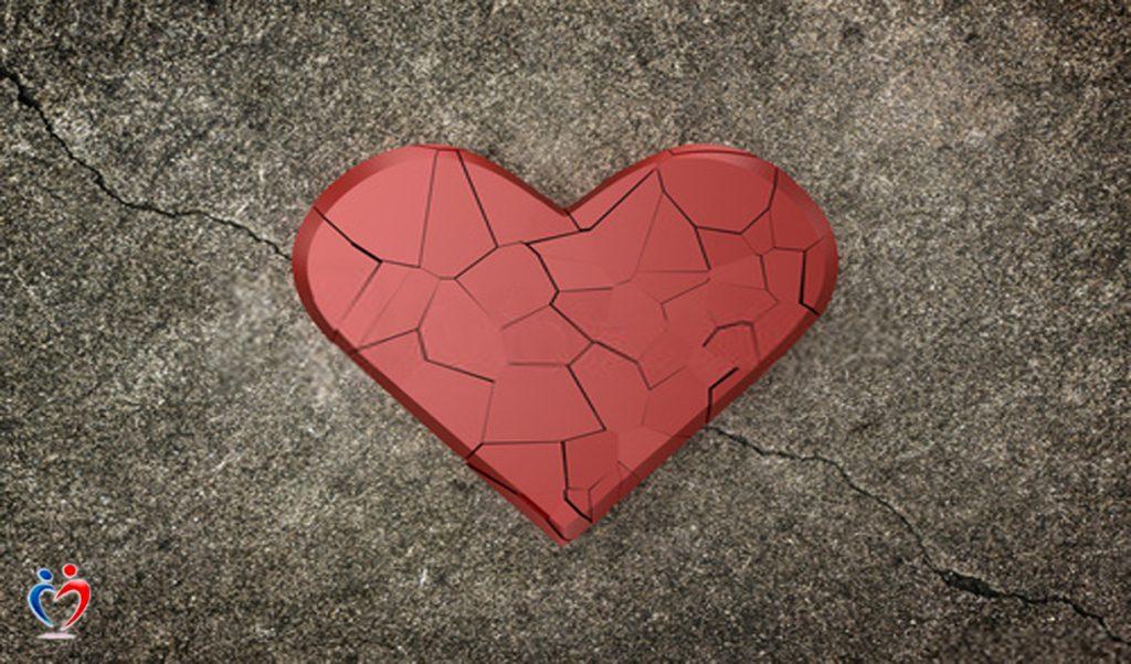 الشعور بالالم تجاه الرفض بعد الطلاق