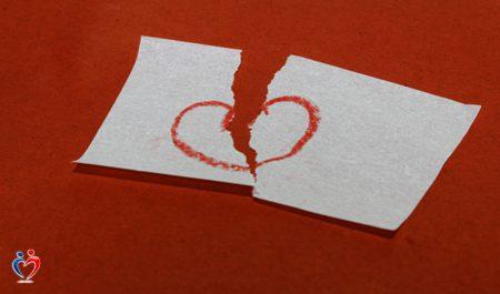 انتهاء العلاقة العاطفية