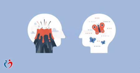 مشاعر القلق في العلاقات العاطفية