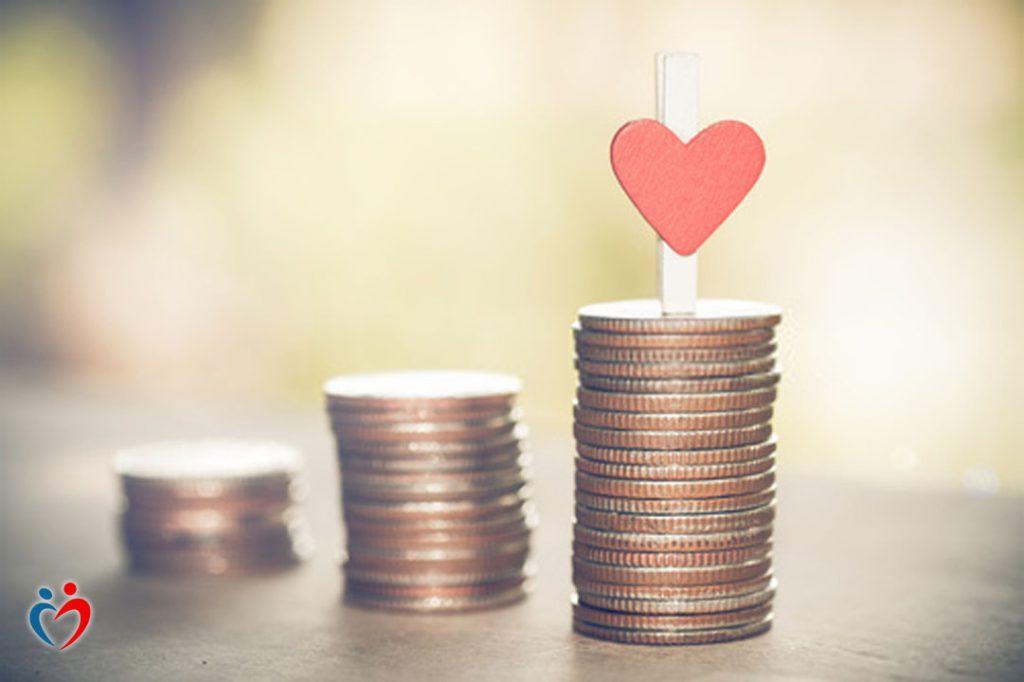 عدم ادارة النفقات بشكل متوازن في علاقة الزواج