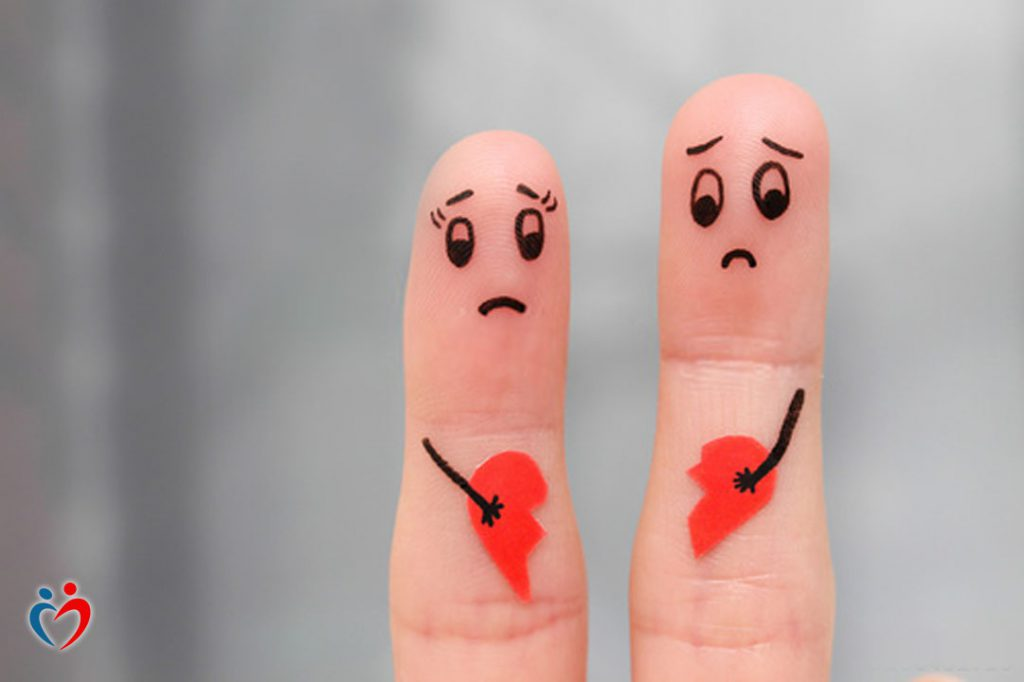 معتقدات خاطئة عن الشعور بالغضب داخل العلاقات