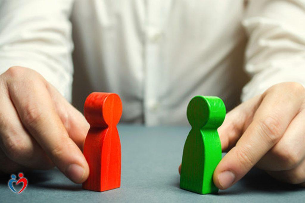 عادات سلبية بين الزوجين لها علاقة بالتنشئة الاجتماعية