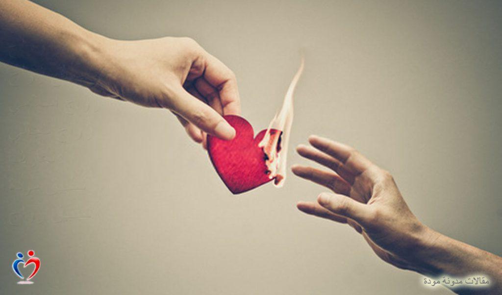 الغضب بسبب انتهاء العلاقة العاطفية
