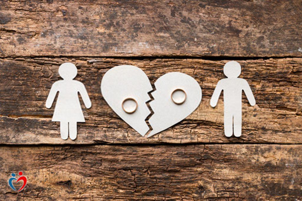 عدم الرضا كخطوة في طريق الطلاق