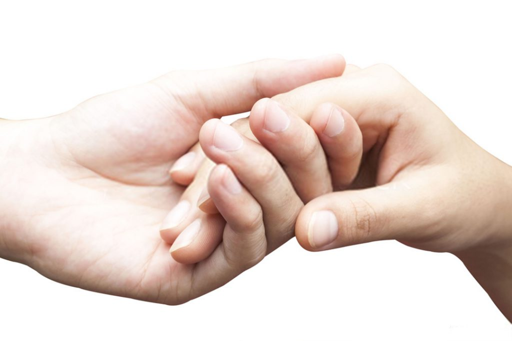 التفاؤل حل في التعامل مع مشاعر القلق في العلاقات