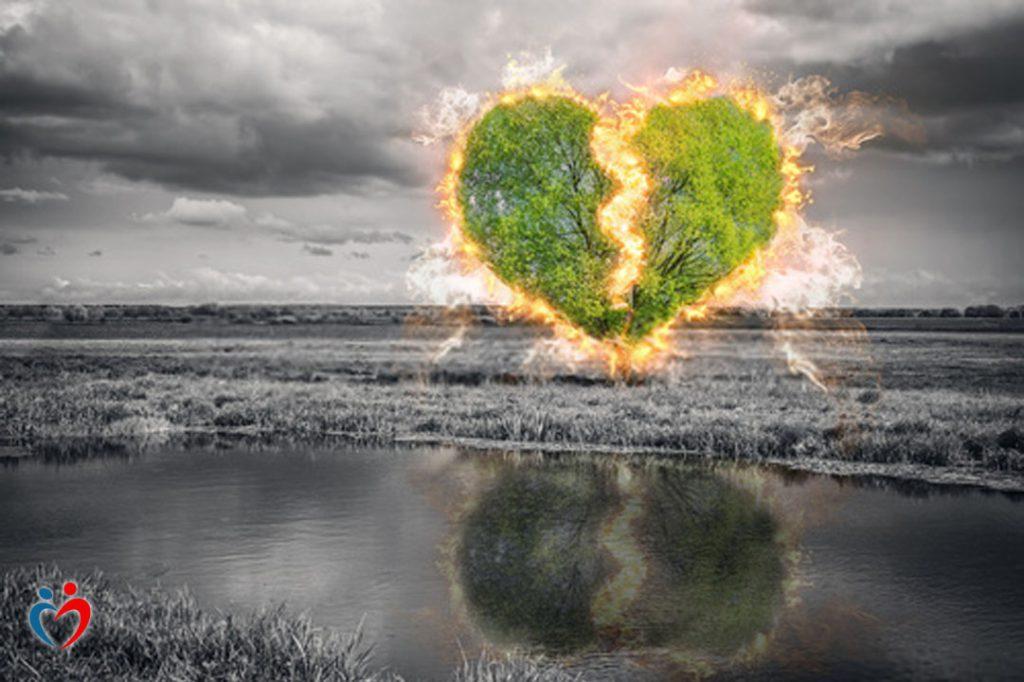 تقبل الاخفاقات السابقة في الحب