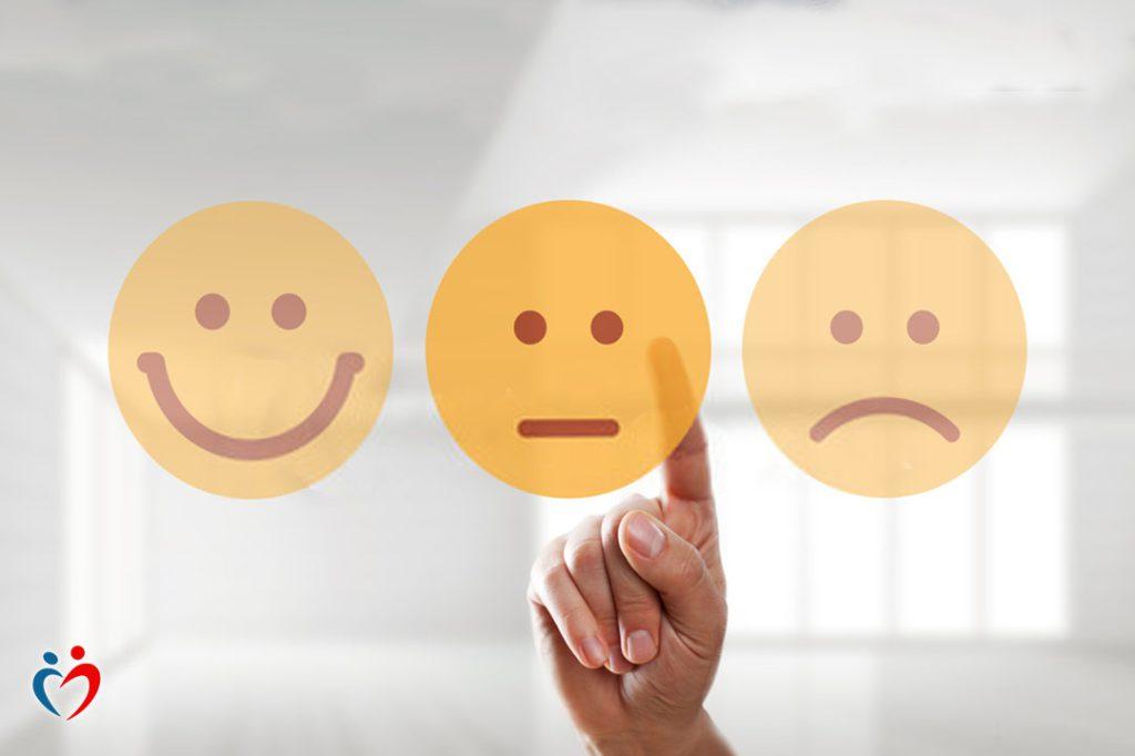 شكوك بخصوص مشاعر السعادة