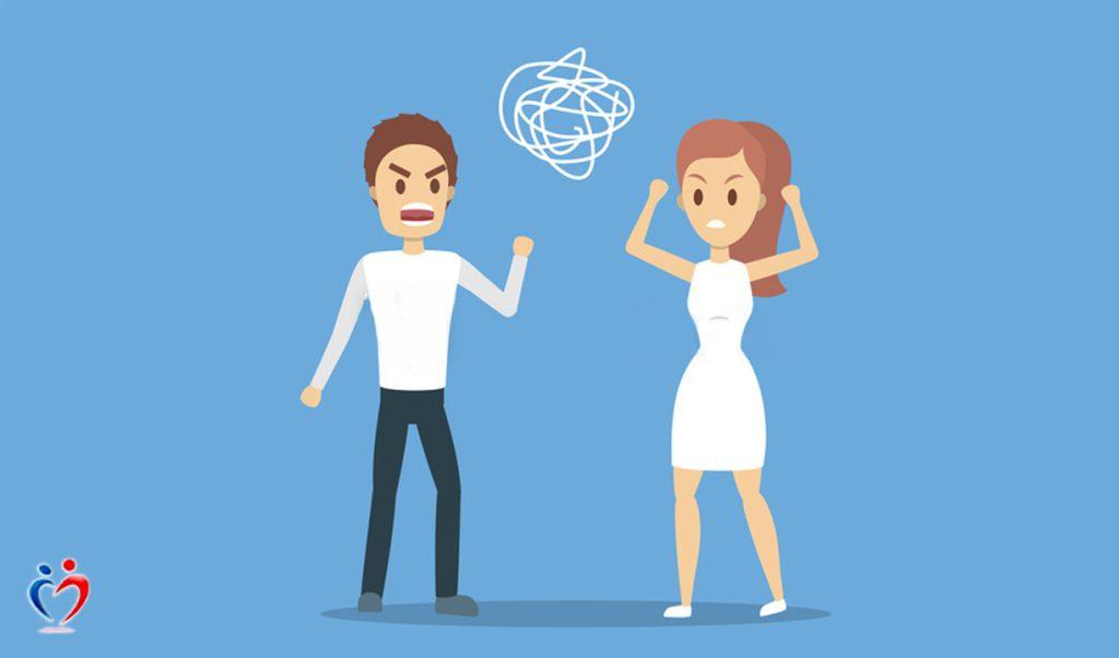 ادارة المشاعر تفيد في حل المنازعات الأسرية
