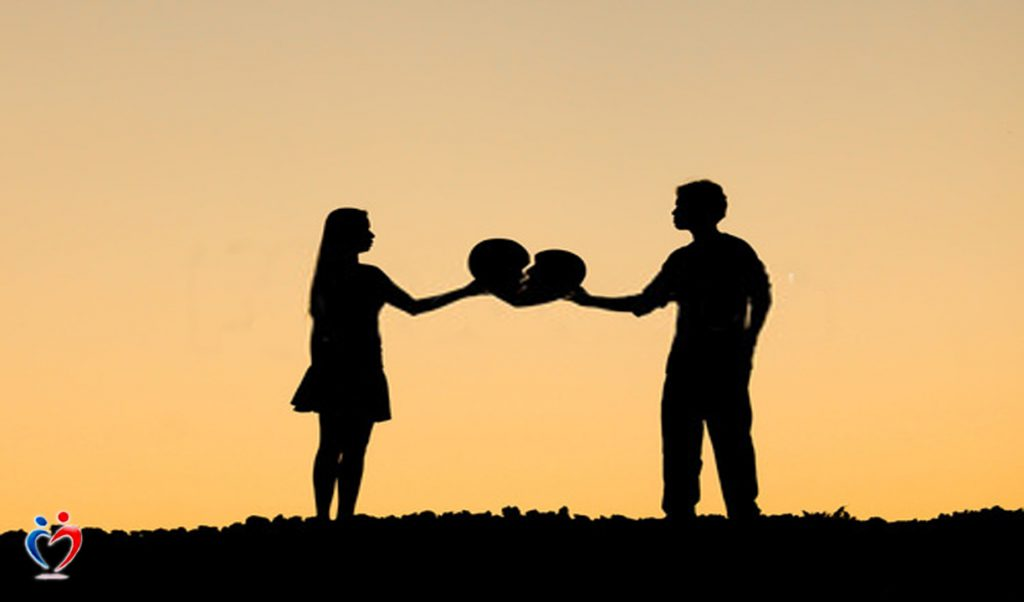 الشعور بالتوتر الشديد عند التعارف بعد الطلاق