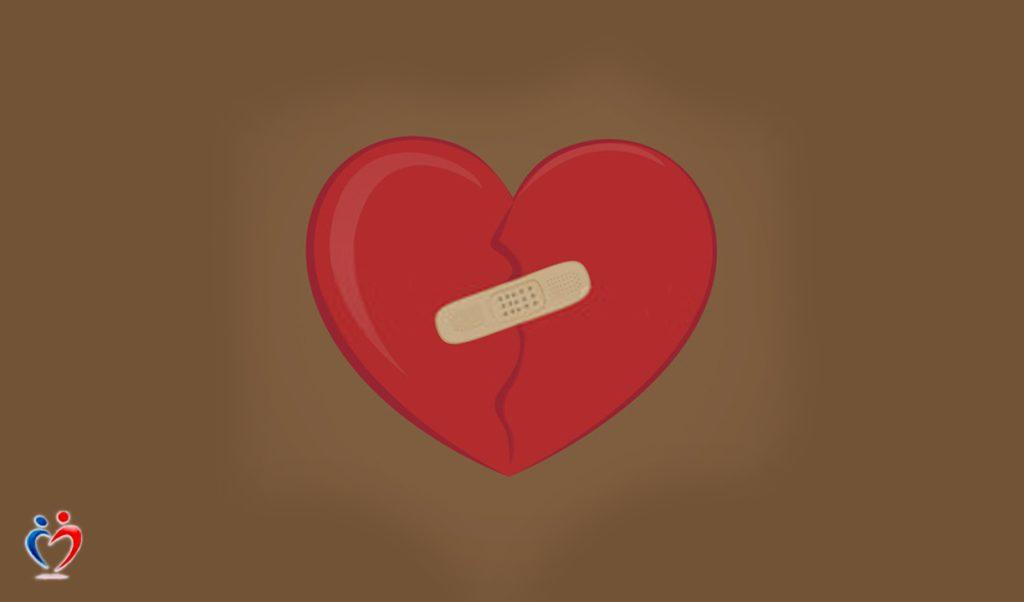 الشعور بالالم تجاه الالتزام في علاقة طويلة الامد بعد الطلاق