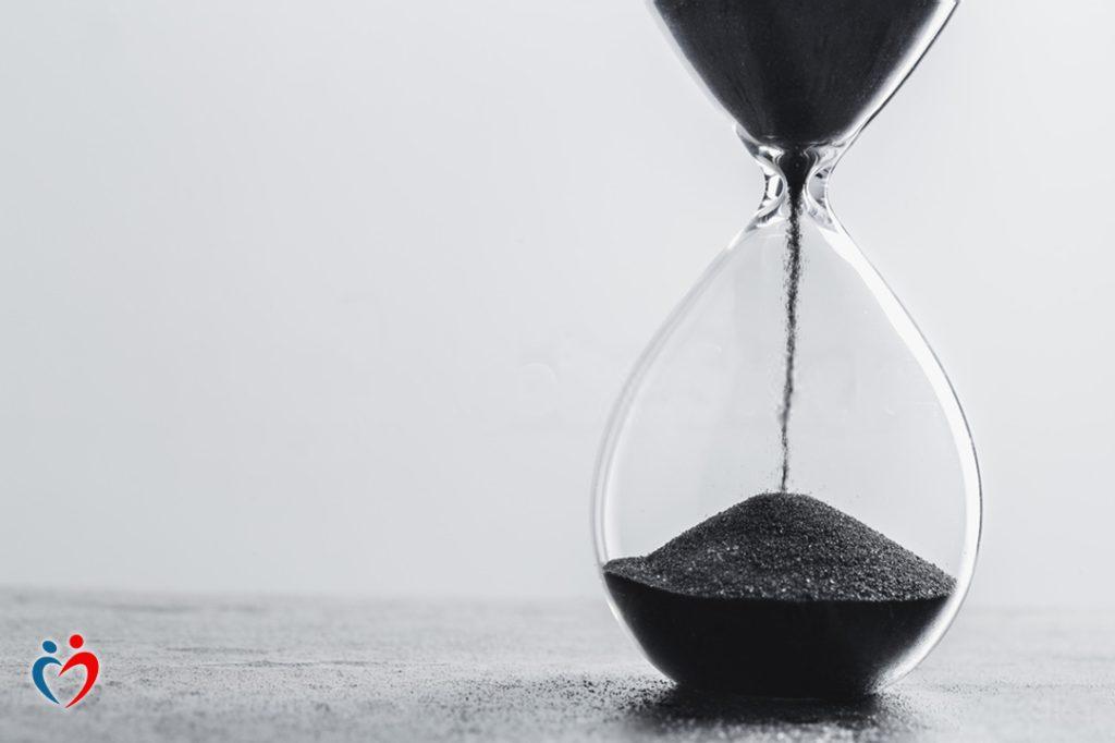 الصبر عن طريق التخلي عن التوقعات المثالية