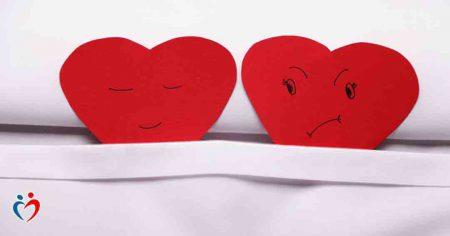 الغضب من الشعور بالحب