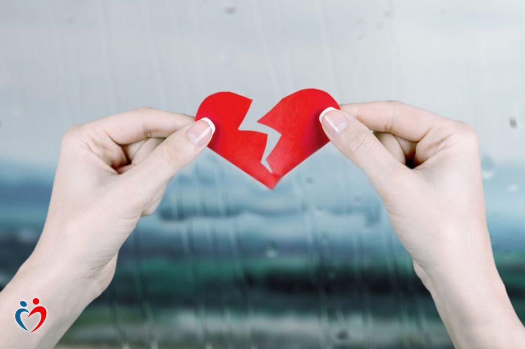 مشكلات العلاقة العاطفية