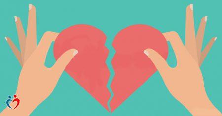 سلوكيات ألم الانفصال العاطفي