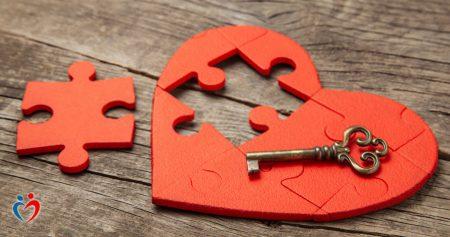 غلق القلب أمام الحب