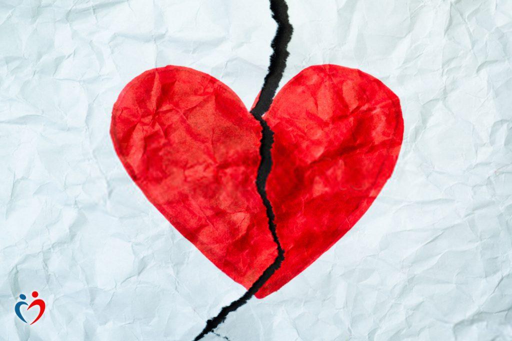 التشاؤم الشديد بخصوص العلاقة