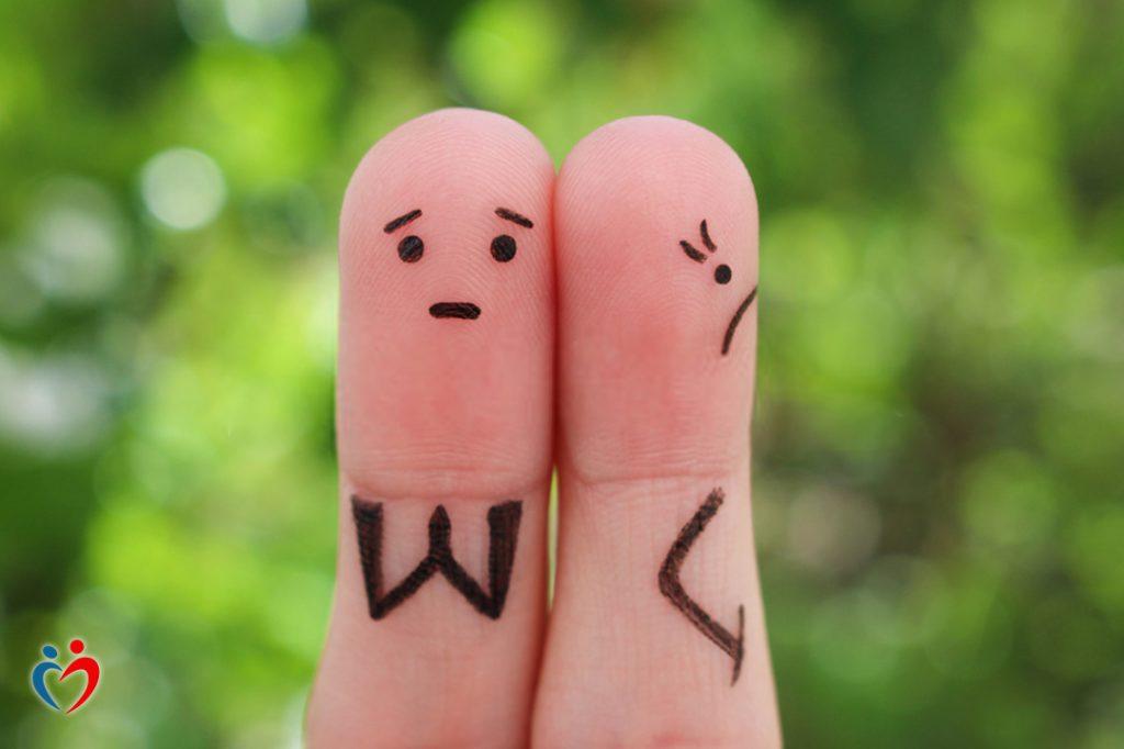 الاعتراف بمشاعر الغضب بعد الطلاق
