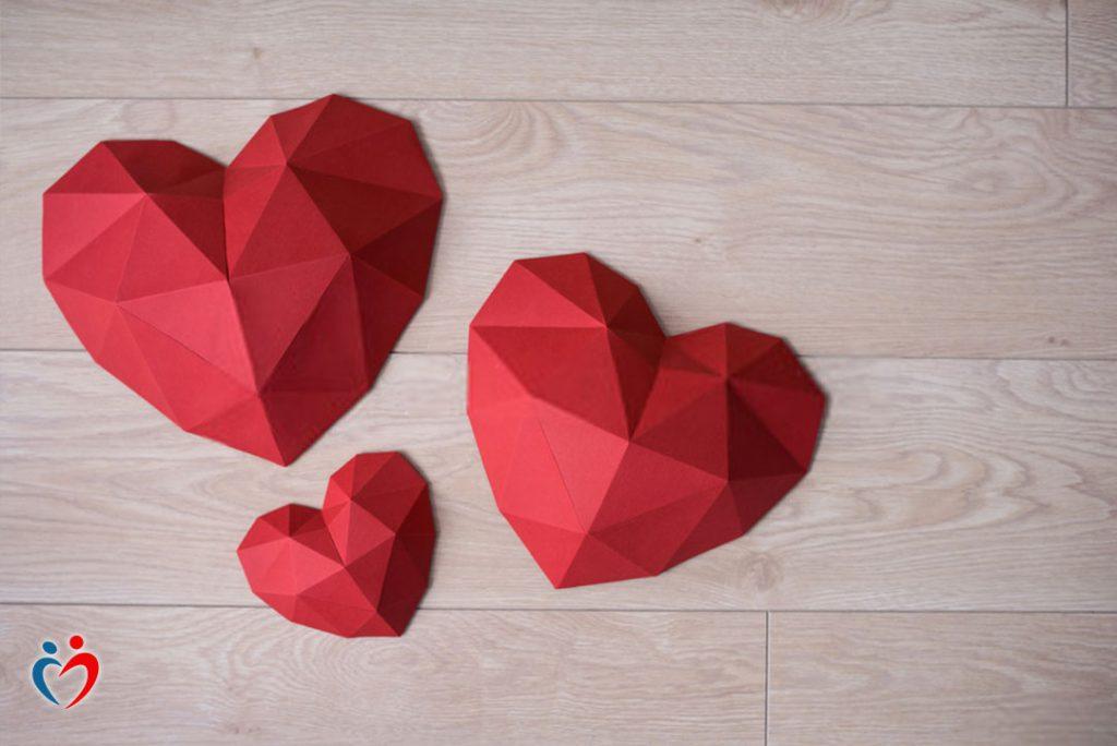 اختلاف خريطة السيطرة على الحب