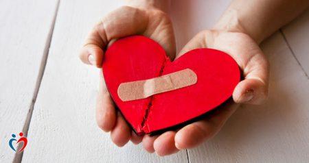 آثار القلب المجروح