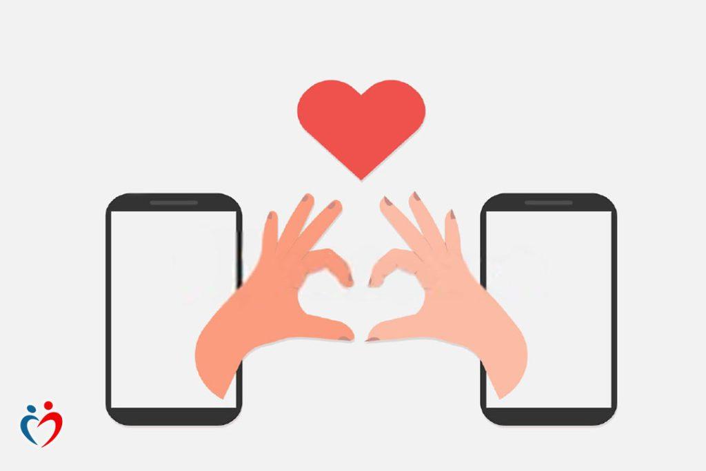 التعارف عبر الانترنت يقود إلى زواج مستقر