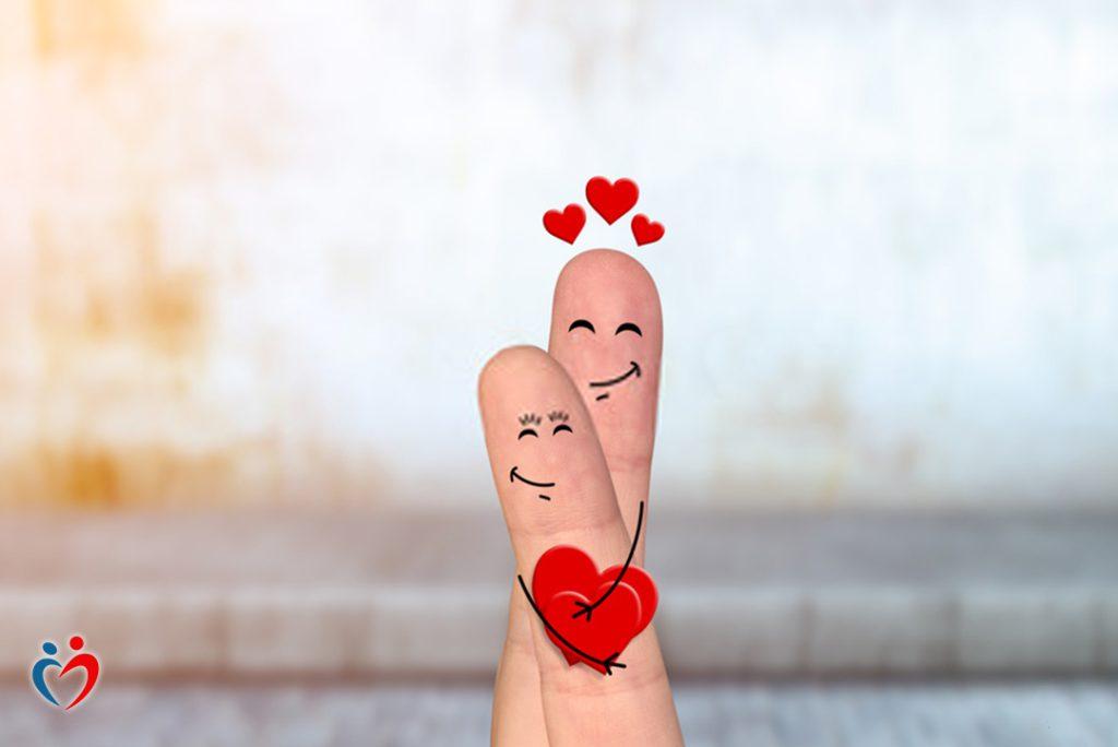 هل التعبير مؤثر في علاقة الحب