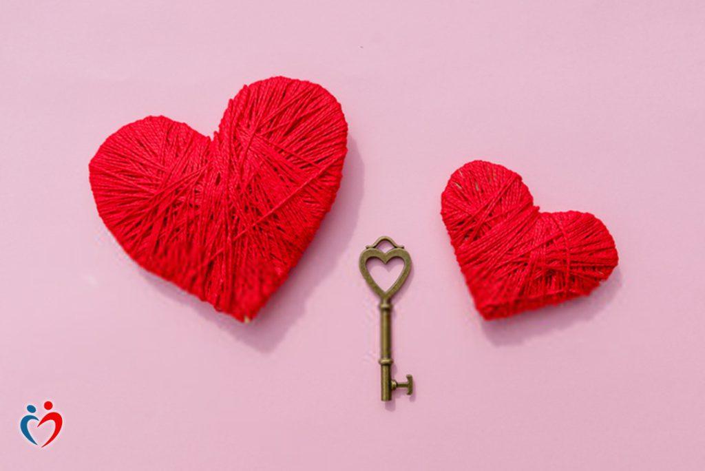 التعبير عن مشاعر الحب بين الزوجين