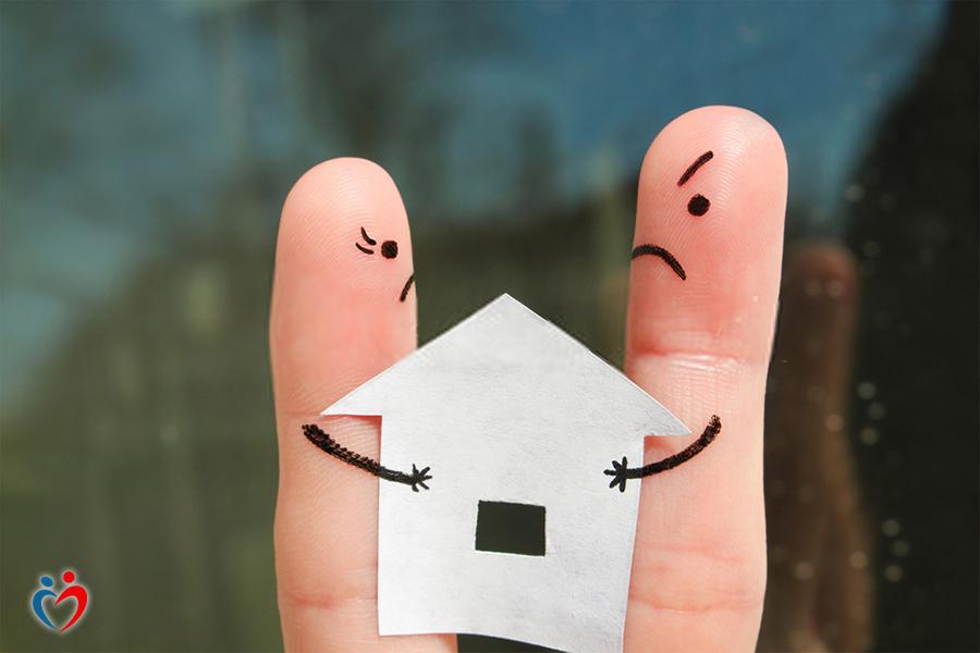 مشاعر المرارة بعد الطلاق