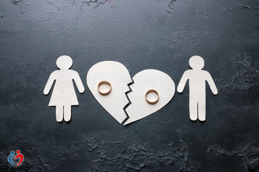 صدمة خبر الطلاق